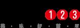 料理123 Logo